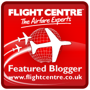 Flight Centre Feature Blogger