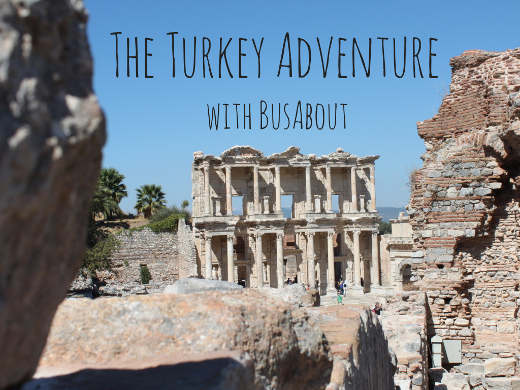 Overland Through Turkey With Busabout Caroline In The