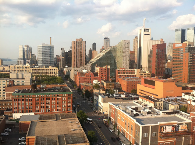 Staying In Hell S Kitchen New York