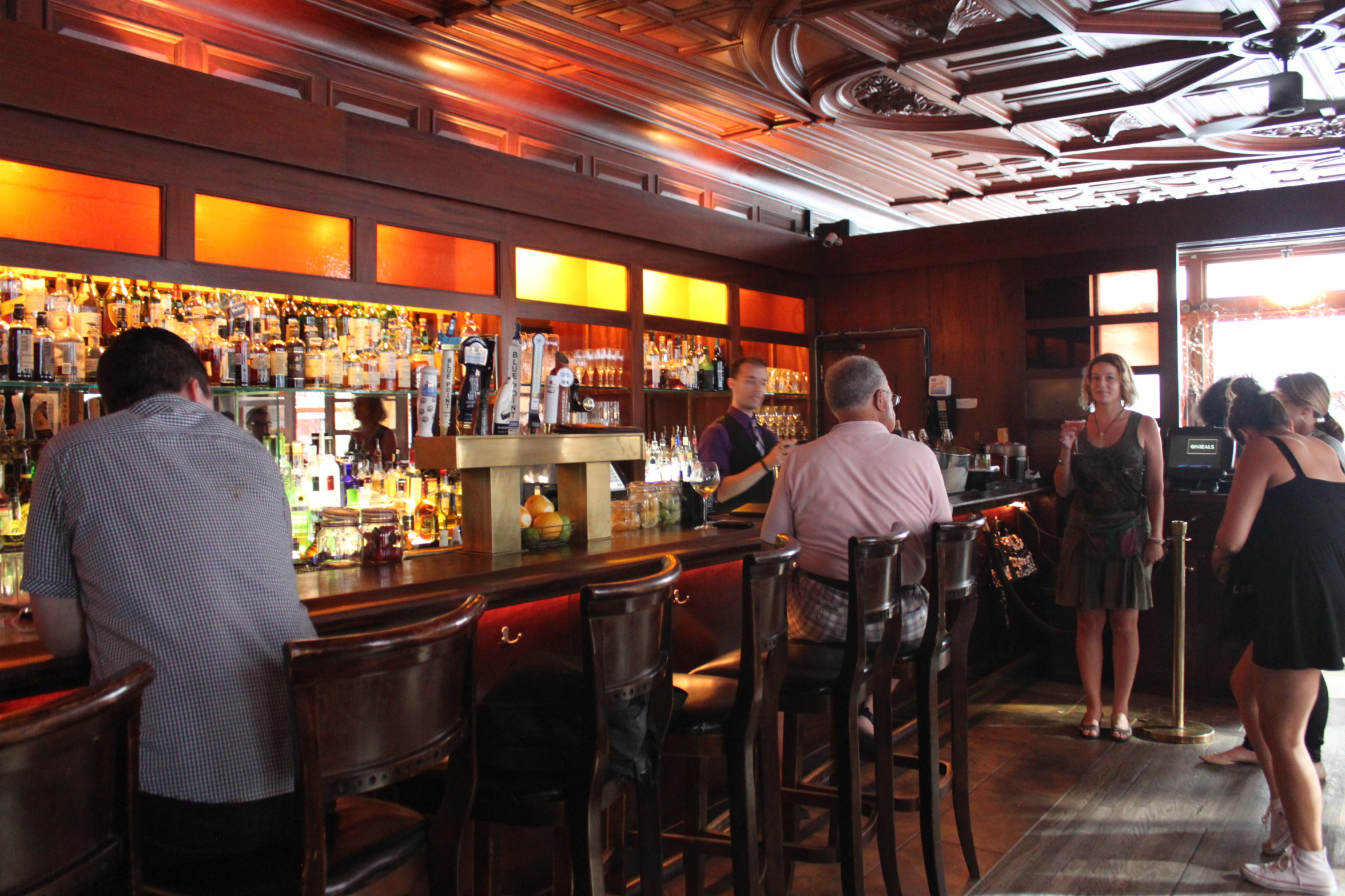 Sex and the city bar new york