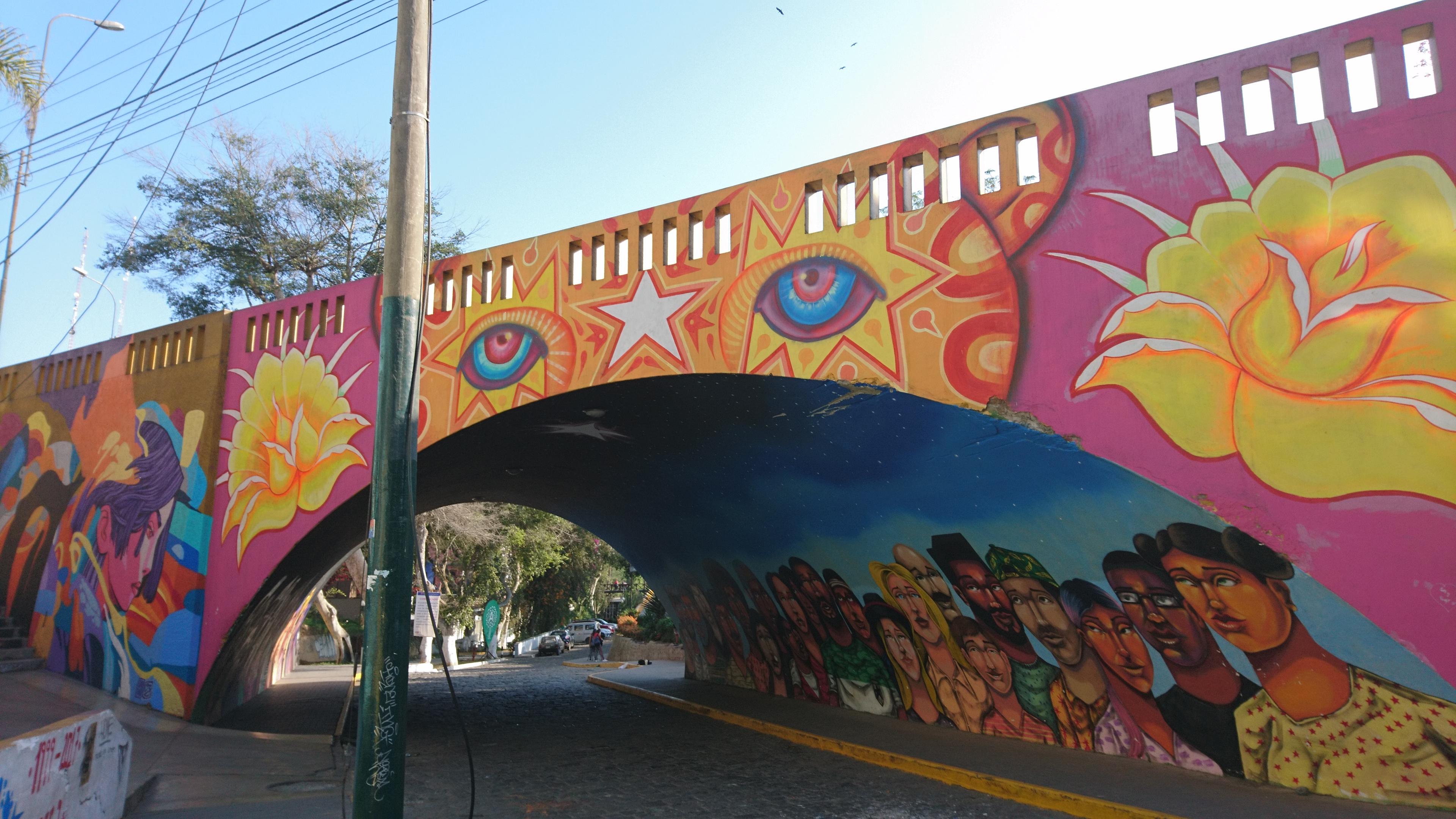 Murales En Barranco