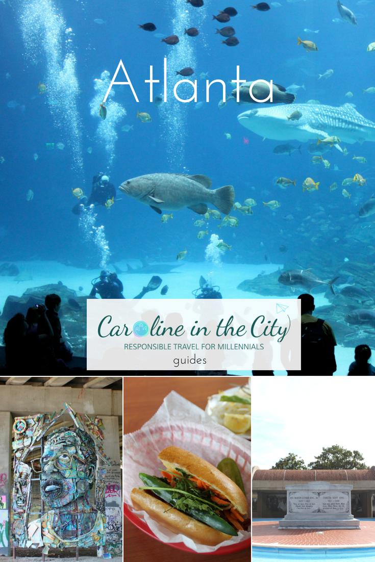 Caroline in the City Guide to Atlanta - Caroline in the City Travel Blog
